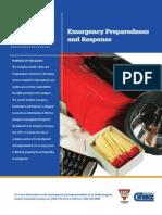 Emergency Preparedness and Response Handbook