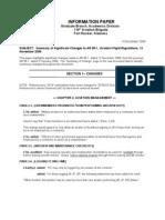 AR 95-1 4 Dec 08 Information Paper