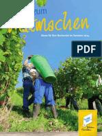 Bayern Zum Mitmachen - Recherchehandbuch Sommer 2014
