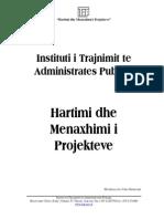 ITAP-Hartimi Dhe Menaxhimi i Projekteve