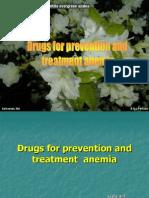 Anemia Farmako