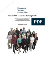 cKTP Associates Trainings Guide Feb 2014
