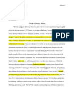 2nd essay - revision highlighting to 3rd final draft