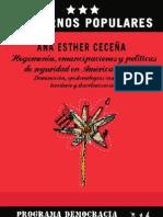 Ceceña, Ana E. - Hegemonía y políticas de seguridad en América Latina [2008]