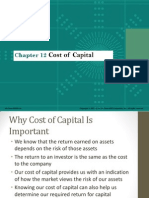 Cost of Capital Slides 2