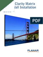 020-1133-00A 55 Inch Matrix Installation Guide