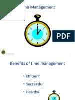 Time Managementef