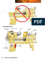 Safety on Lathes