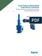 Layout 1 Tyco Pressure Relief Valve Engineering Handbook
