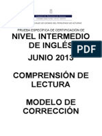 ING Intermedio ComprensionLectora JUN2013 Corrector