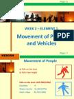 NEBOSH IGC2 Elements 1 - Movement of people and vehicle