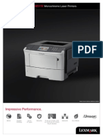 Midshire Business Systems - Lexmark M1145-M3150 Mono Printer Brochure