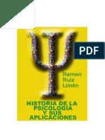 Ruiz Limon Ramon - Historia de La Psicologia Y Sus Aplicaciones