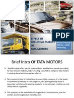 research paper on tata motors