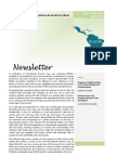 Newsletter RESDAL March 2014