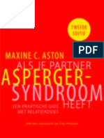 Als je partner Asperger-syndroom heeft - Maxine C. Aston (leesfragment)