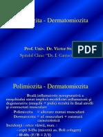 4 Dermatomiozita. Polimiozita