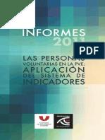 2011 Informe Observatorio Voluntariado