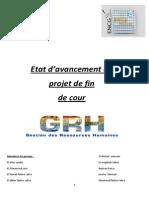 Rapport GRH