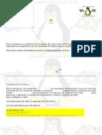 Configuracao Endereco IP