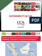 Sustainability CCAI