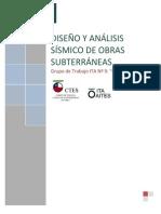 Diseno y Analisis Sismico de Obras Subterraneas Octubre 2013