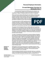 Info Sheet 5