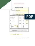 Demonstrativo BDI v3 Excel Novo