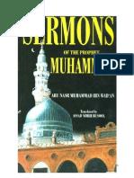 SermonsOfTheProphetMuhammad AbuNAsrMuhammadIbnWad'An