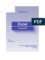 Excel Intermediario