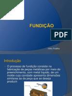 Fundição - aula1