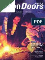 Open Doors Publication