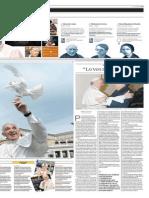 El Papa que se salió del molde cumple un año al frente del catolicismo2