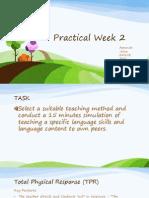 Practical Week 2