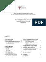 Documentation of South Klang Fire Station