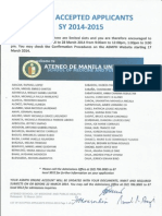 Official Results for SY2014-2015 (1)