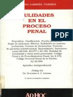 Nulidades Procesales - Sergio Torres
