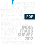 Fraud Survey 2012
