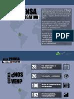 Informe de Prensa Internacional. Febrero