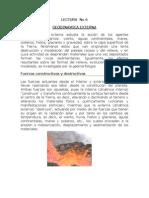 LECTURA No 6 Geodinamica Externa