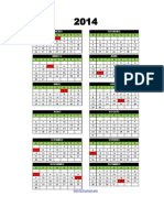 Calendario 2014 feito em Excel.xlsx