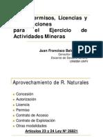 Otros_permisos,Licencias y Autorizaciones Enla Actividad Minera