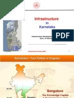 Infrastructure in Karnataka