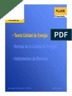 Calidad de Energia 1 - Teoría