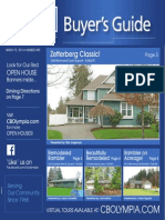 Coldwell Banker Olympia Real Estate Buyers Guide March 15th 2014