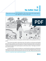 Year 4 - Unit 8 the Selfish Giant