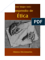 Singer, P. - Compendio de Ética