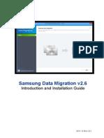 Samsung SSD Data Migration User Manual ENG v26