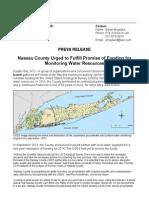 WFLI Press Release 3-12-2014