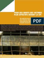 FIDH Rapport DroitsVictimesCPI FR